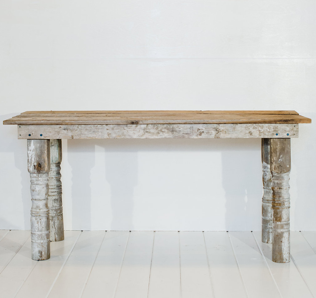 Large Farmhouse Table Vintage Rentals In Connecticut