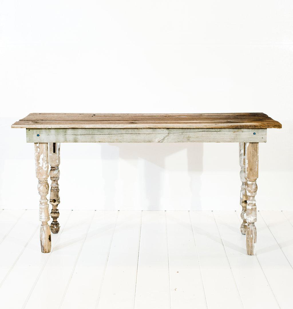 Medium Farmhouse Table Vintage Rentals In Connecticut