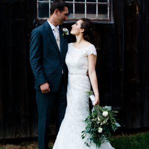 Bride Groom Connecticut Wedding