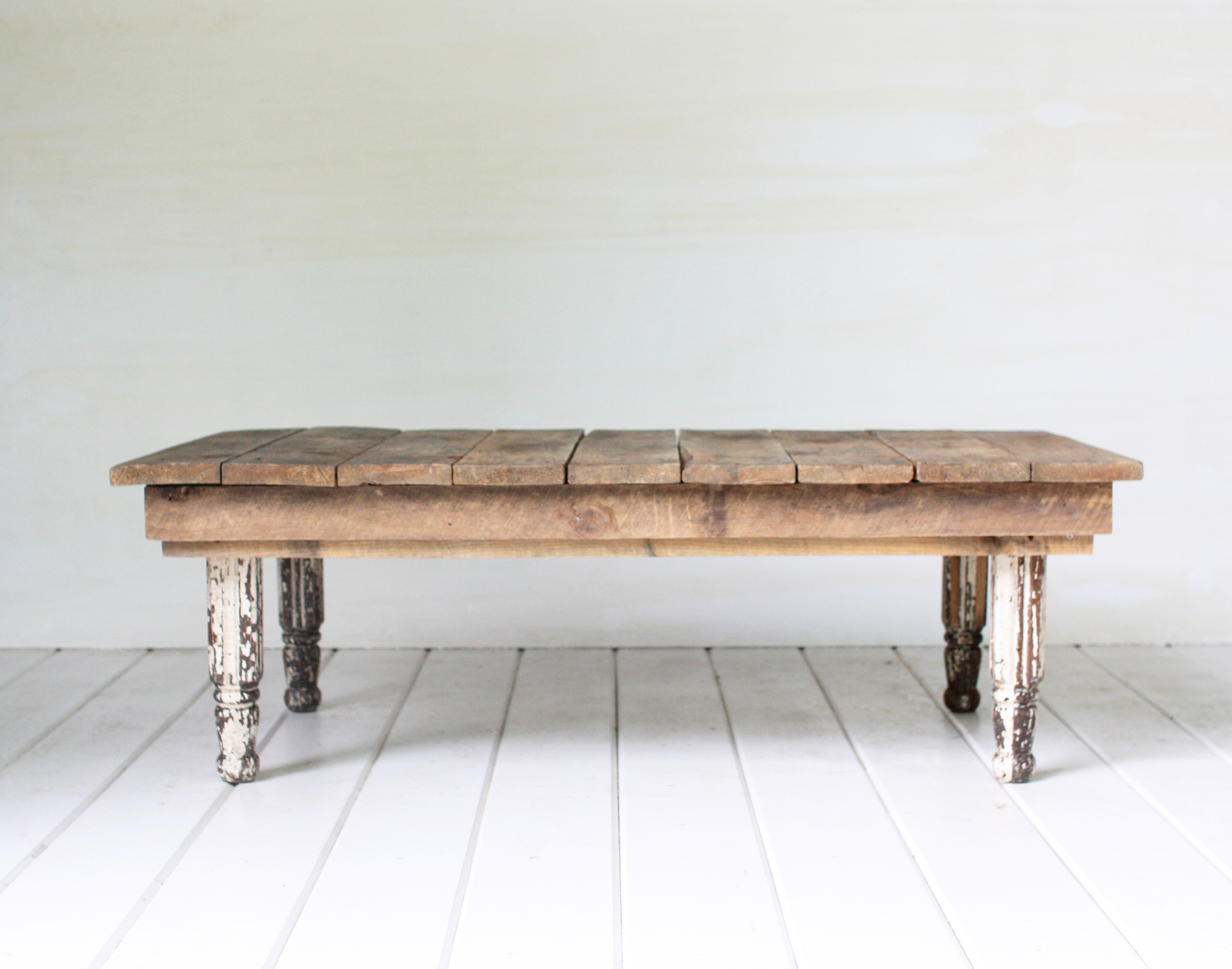 Rustic coffee table vintage rentals in connecticut Reclaimed wood furniture colorado