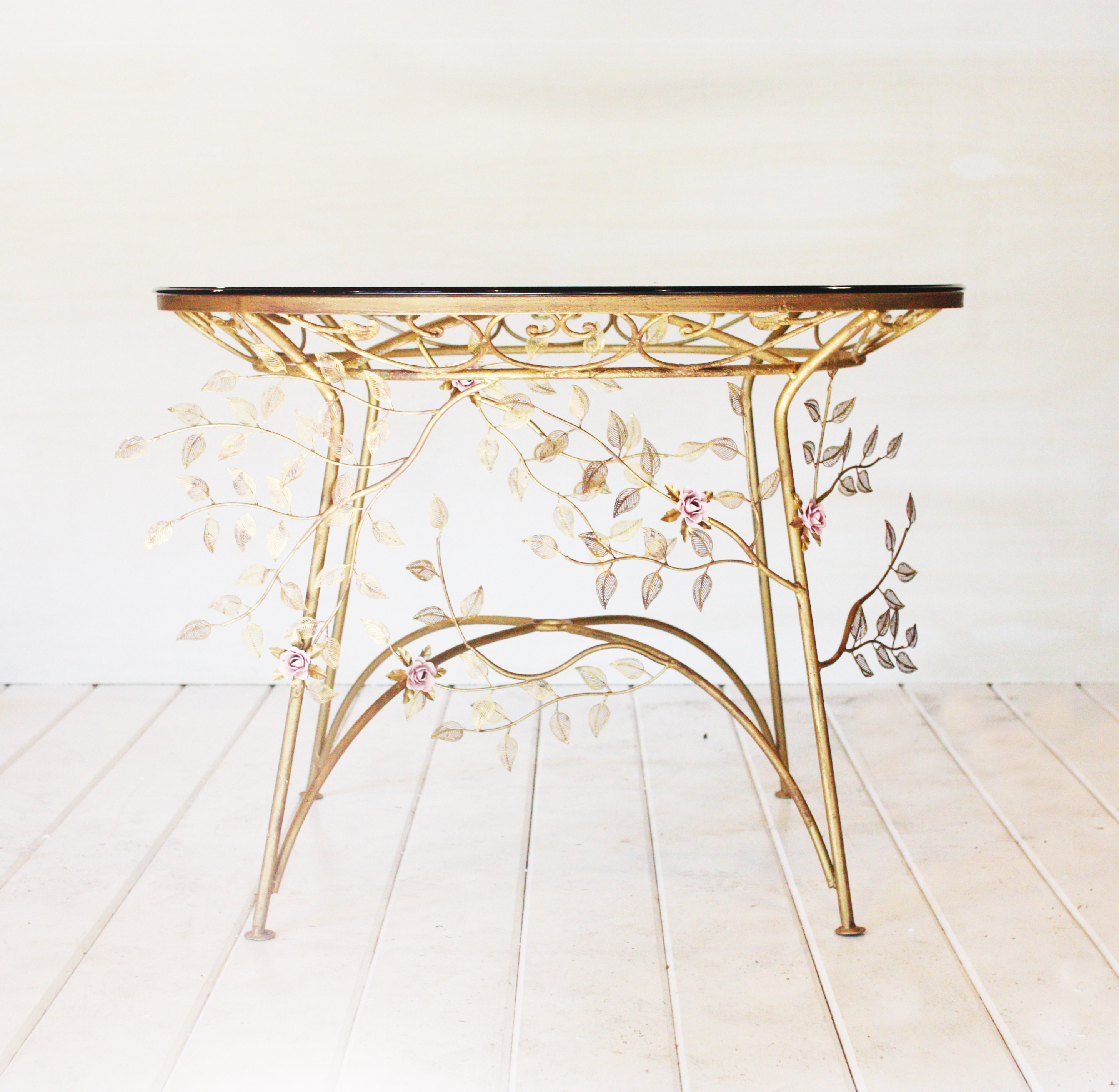 Gold Cake Table Vintage Rentals In Connecticut