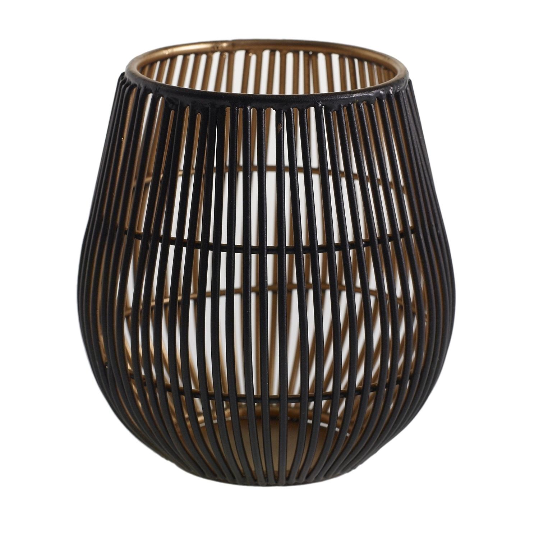 Metal Basket Candleholders Klw Design