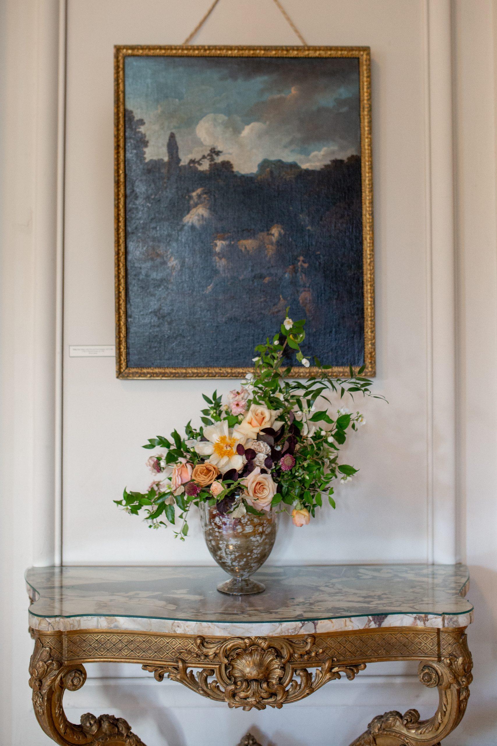 wedding floral designer rhode island