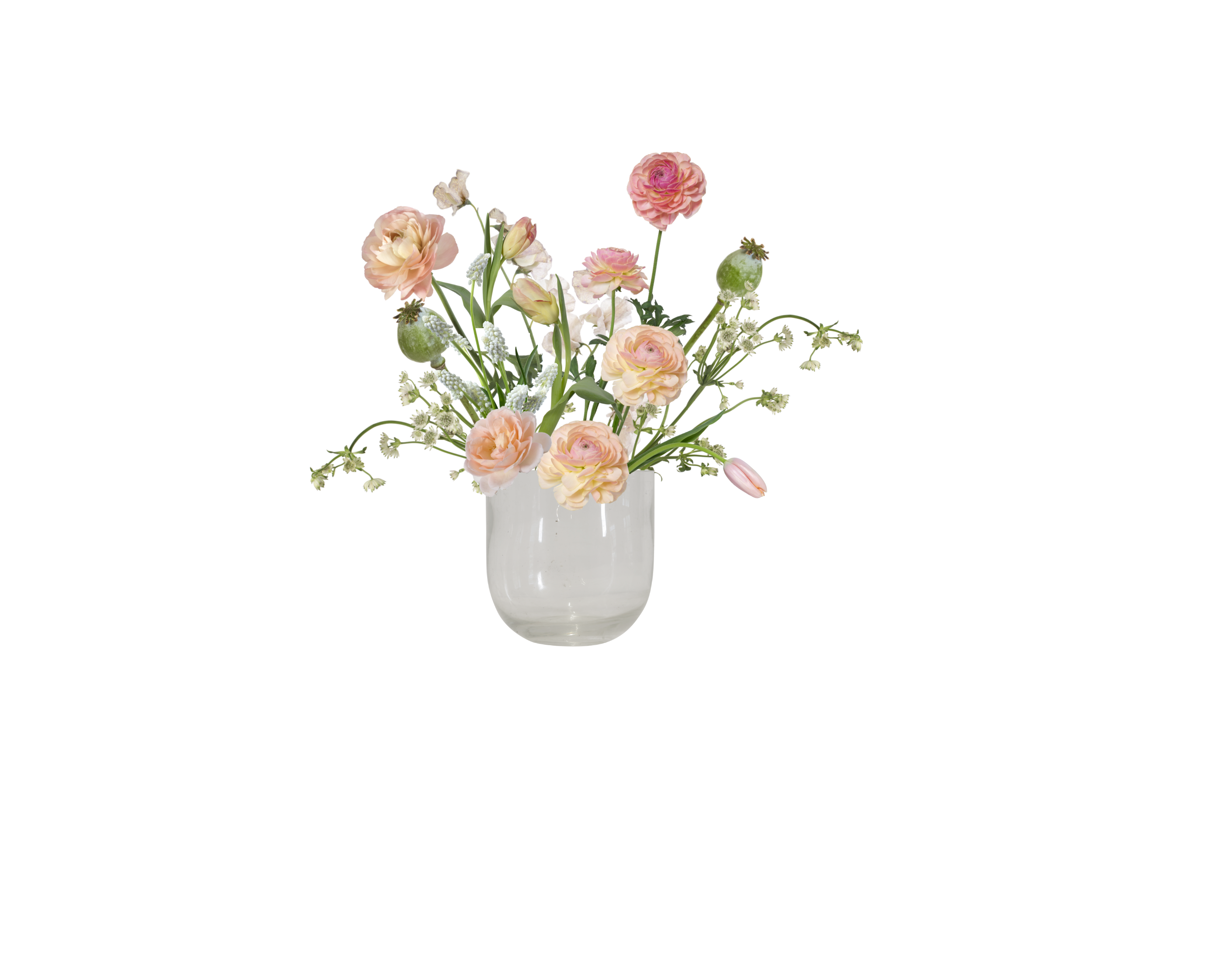 small mothers day arrangement