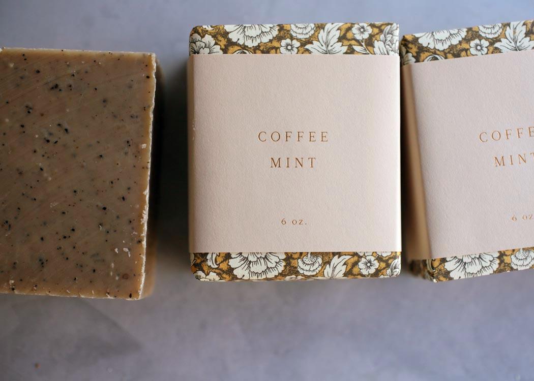 coffeemintsoap