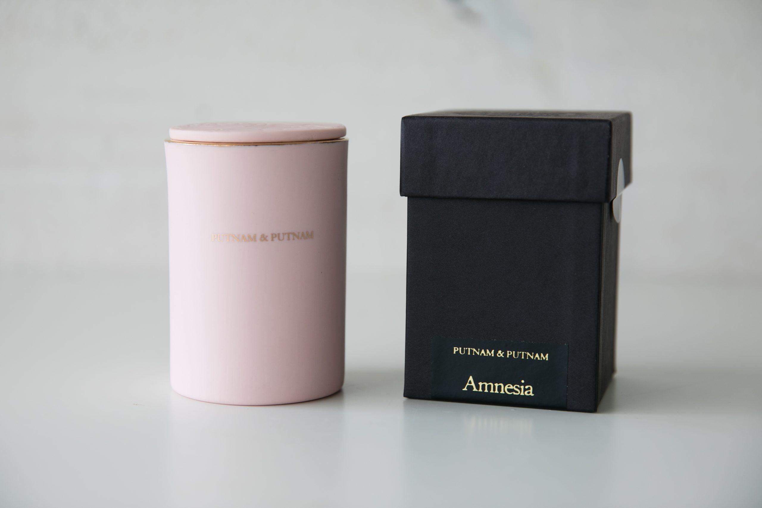 amnesia candle