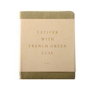 Vetiver with French Green Clay Saipua Soap