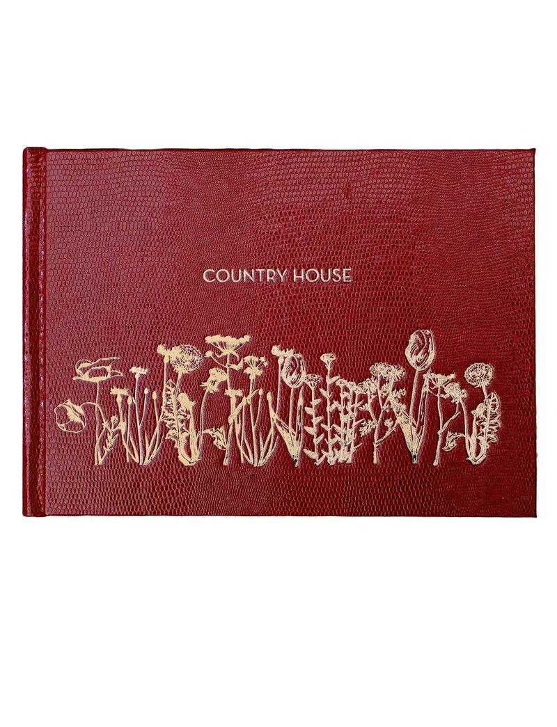countryhouseguestbook