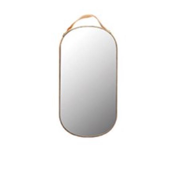 gold mirror mini